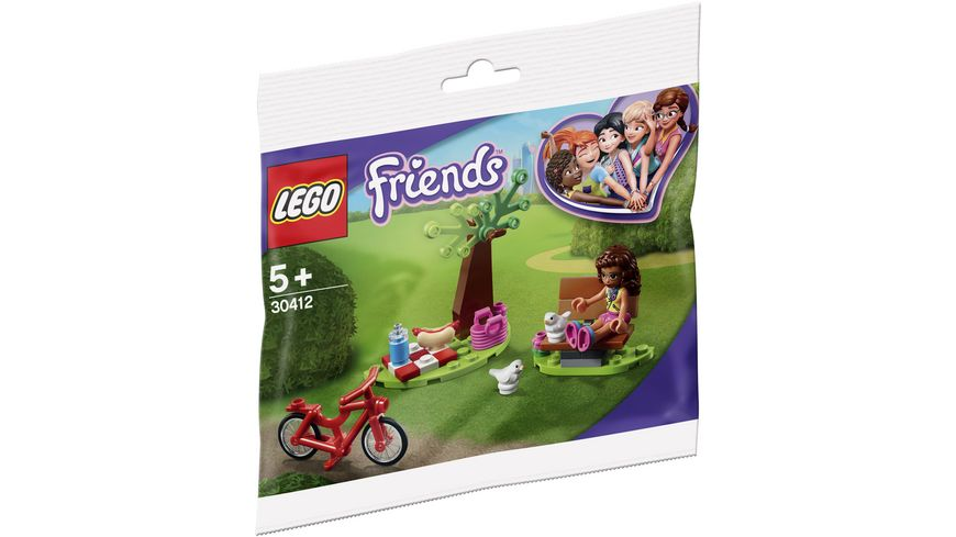 LEGO Friends 30412 Picknick im Park