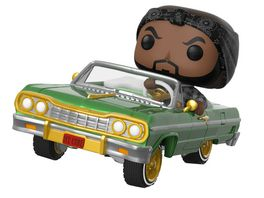 Funko Pop Rides Ice Cube with Impala 15 cm