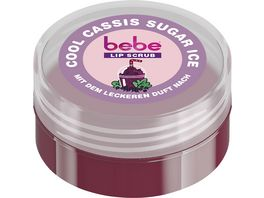 bebe Lip Scrub Cool Cassis Sugar Ice