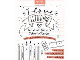 I Love Lettering