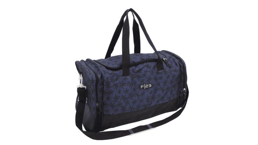 Reisetasche gross marine schwarz