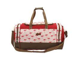 Reisetasche gross Flamingo