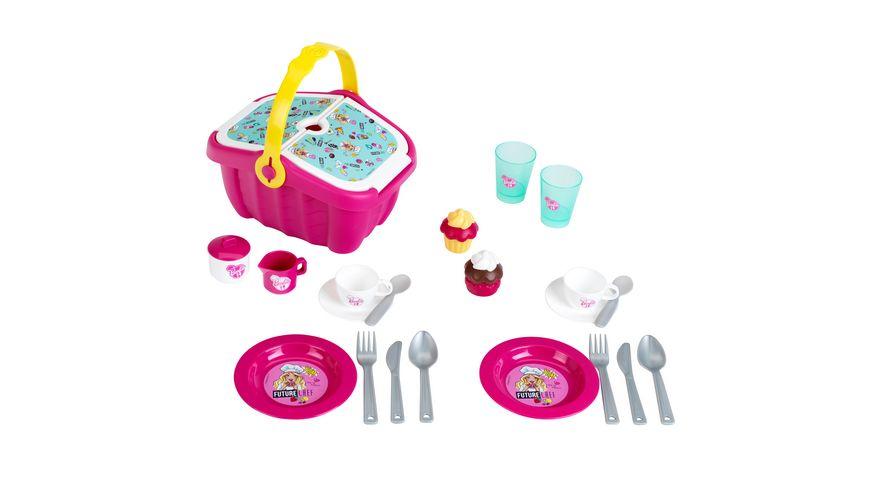 Theo Klein Barbie Picknickkorb