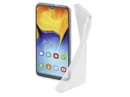 Cover Crystal Clear fuer Samsung Galaxy A20e Transparent