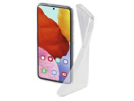 Cover Crystal Clear fuer Samsung Galaxy A51 Transparent