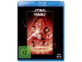 Star Wars Episode VIII Die letzten Jedi Line Look 2020 Bonus Blu ray