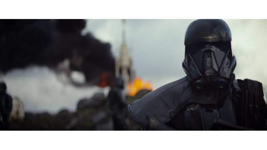 Rogue One A Star Wars Story Line Look 2020 Bonus Disc