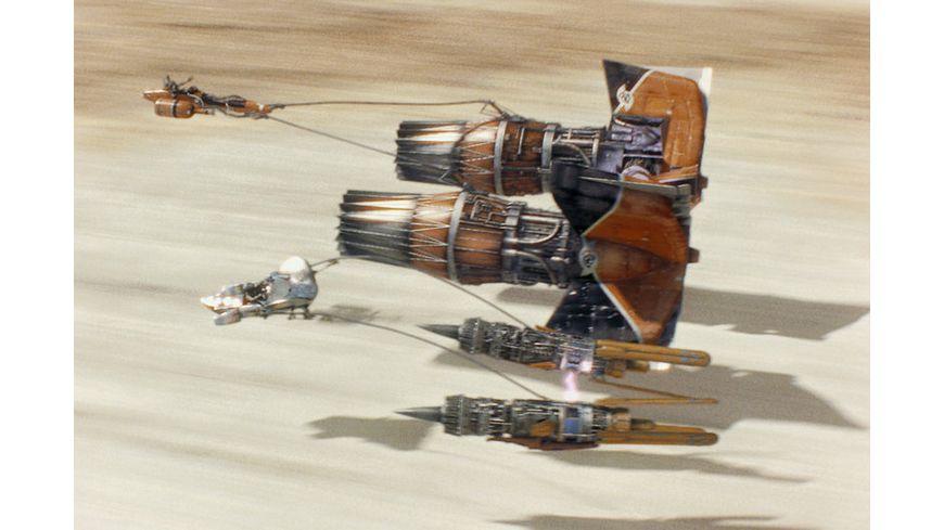 Star Wars Episode 1 Dunkle Bedrohung