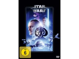 Star Wars Episode 1 Dunkle Bedrohung