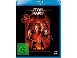 Star Wars Episode 3 Die Rache der Sith Bonus Blu ray