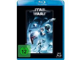 Star Wars Das Imperium schlaegt zurueck Bonus Blu ray