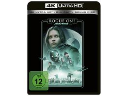 Rogue One A Star Wars Story Line Look 2020 4K Ultra HD Blu ray 2D Bonus Disc