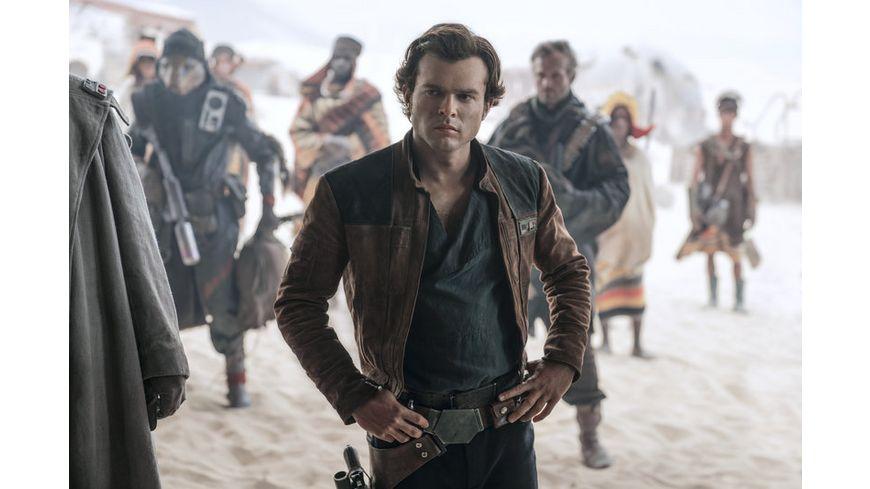 Solo A Star Wars Story Line Look 2020 Bonus Blu ray