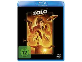 Solo A Star Wars Story Line Look 2020 Bonus Blu ray