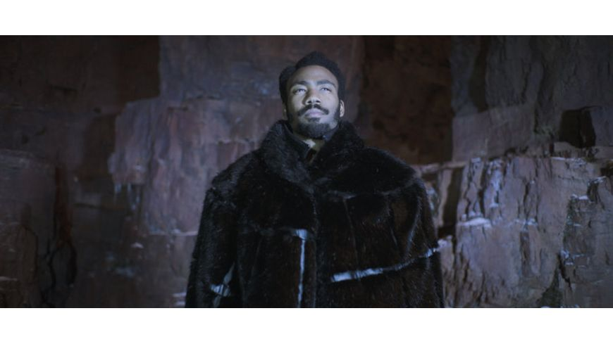Solo A Star Wars Story Line Look 2020 4K Ultra HD Blu ray Bonus Blu ray