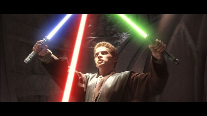 Star Wars Episode 2 Angriff der Klonkrieger