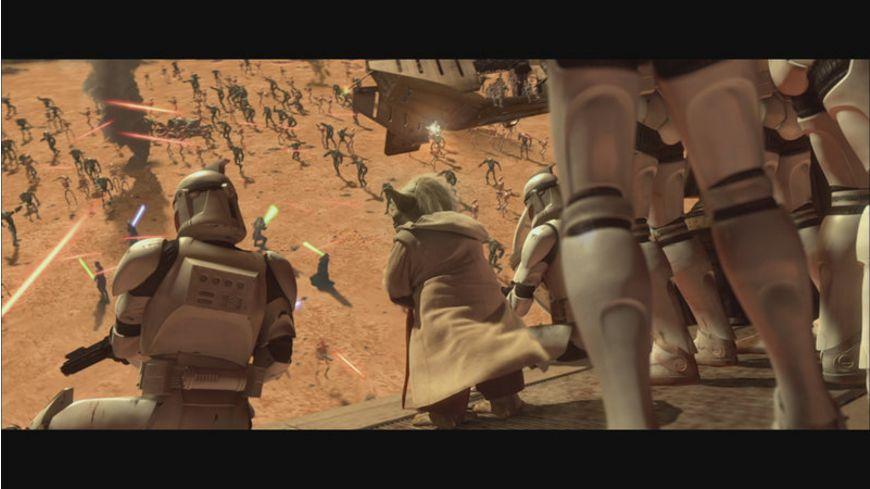Star Wars Episode 2 Angriff der Klonkrieger Bonus Blu ray