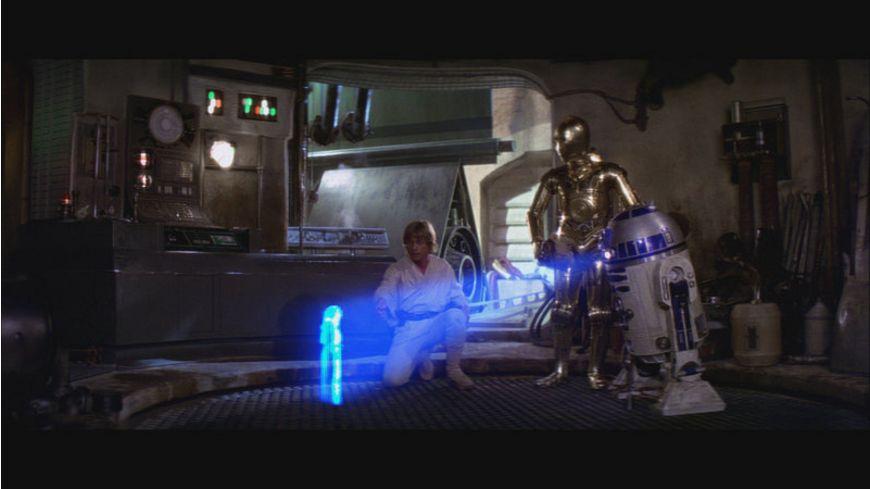 Star Wars Eine neue Hoffnung Bonus Blu ray
