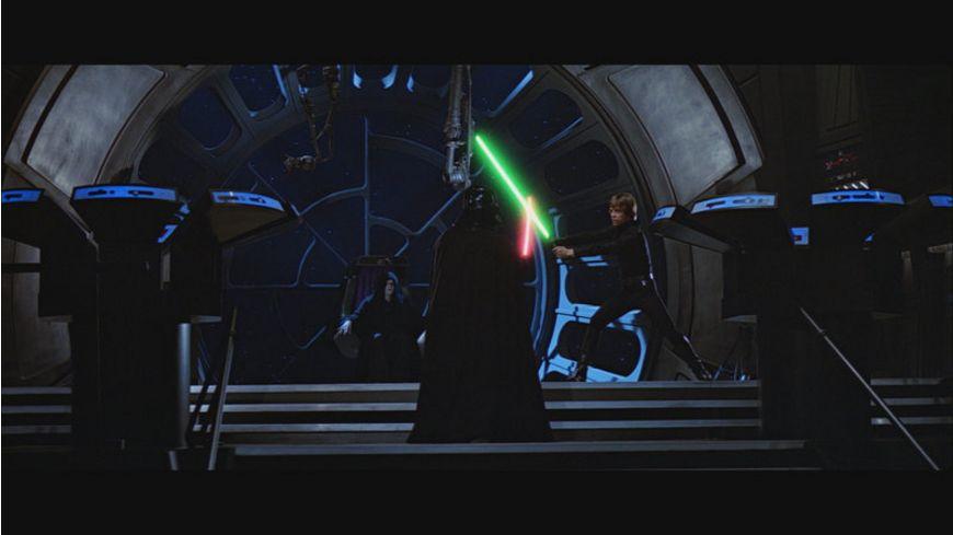 Star Wars Die Rueckkehr der Jedi Ritter Bonus Blu ray