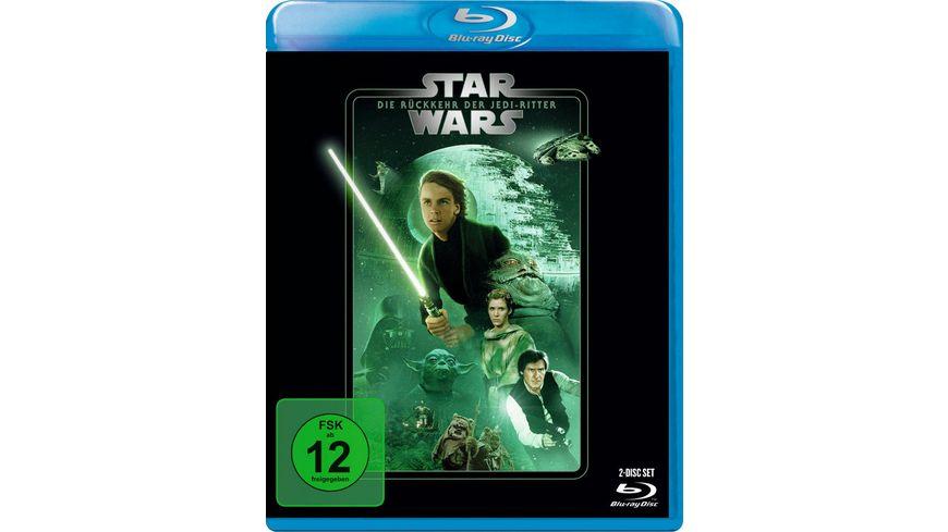 Star Wars - Die Rückkehr der Jedi-Ritter  (+ Bonus-Blu-ray)
