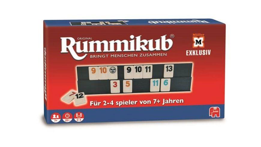 Jumbo Spiele - Original Rummikub Classic - Exklusive bei Müller
