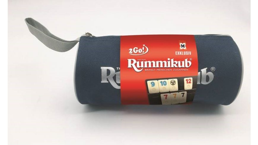 Jumbo Spiele Original Rummikub 2 go Exklusive bei Mueller