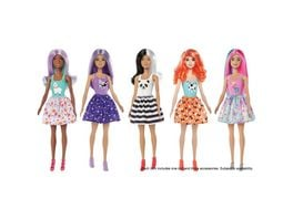 Mattel Barbie Color Reveal Puppen Sortiment Tiere Welle 1 1 Stueck sortiert