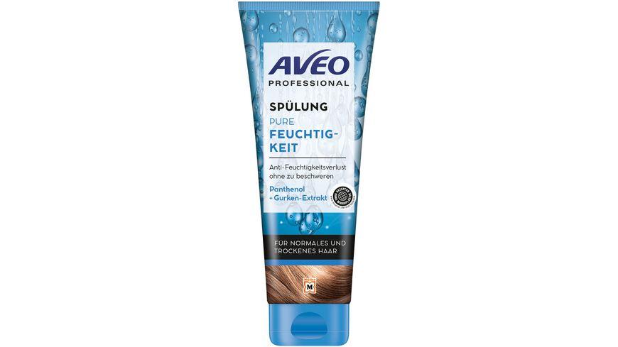 AVEO Professional Spülung Pure Feuchtigkeit