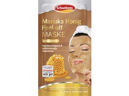 Schaebens Manuka Peel Off Maske
