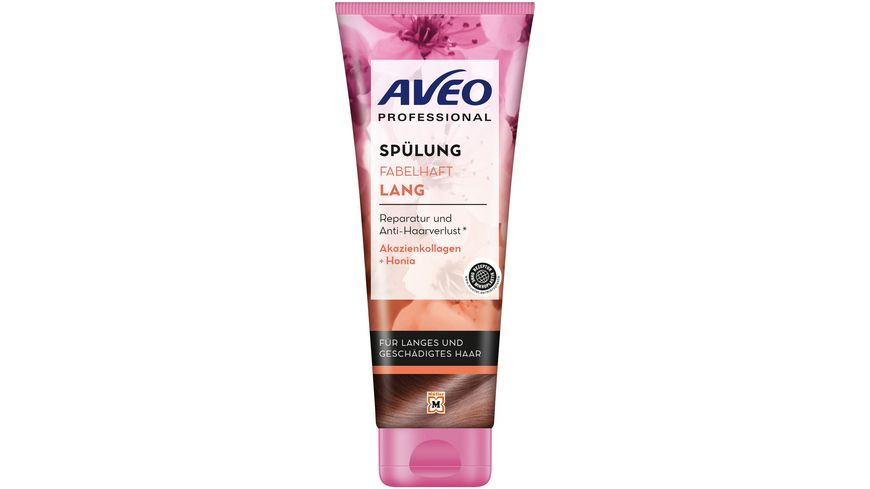 AVEO Professional Spülung Fabelhaft lang