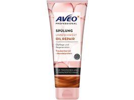 AVEO Professional Spuelung Schwerelos Oel Repair