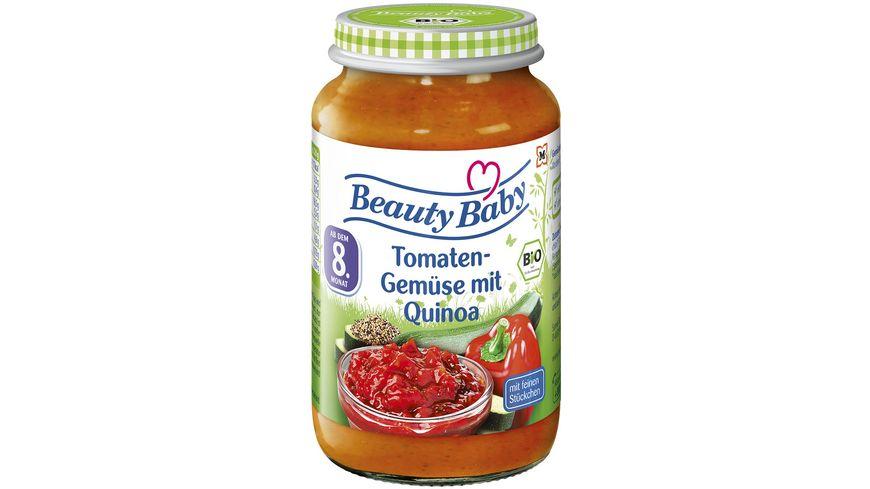 Beauty Baby Babygläschen Brei Tomaten-Gemüse mit Quinoa