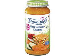 Beauty Baby Babyglaeschen Brei Gemuese Lasagne