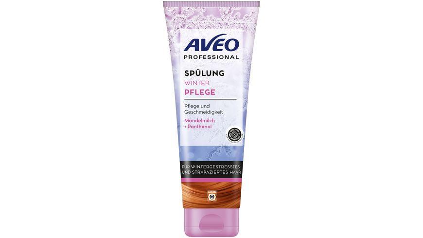 AVEO Professional Spülung Winter Pflege