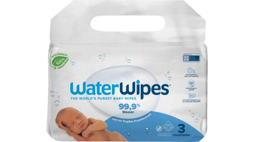 WaterWipes Babyfeuchttücher