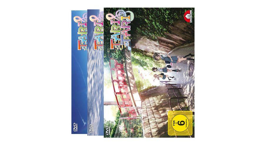 Tari Tari - Bundle - Vol.1-3  [3 DVDs]