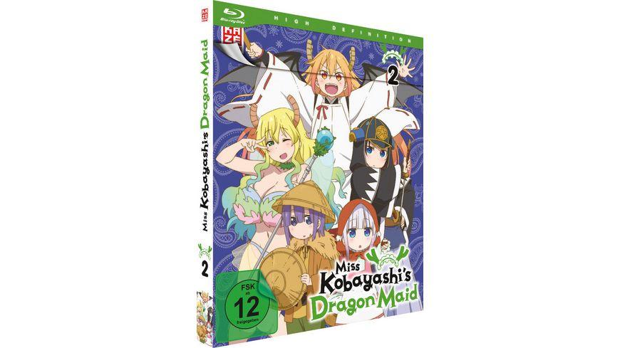 Miss Kobayashi's Dragon Maid - Vol. 2