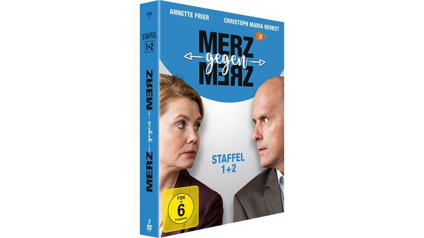 Merz gegen Merz Staffel 1 2 2 DVDs