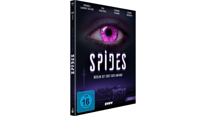 Spides 3 DVDs