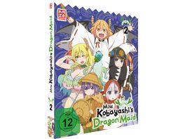 Miss Kobayashi s Dragon Maid Vol 2