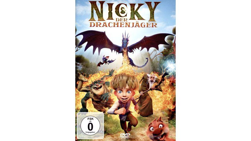 Nicky der Drachenjäger