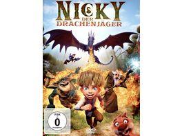 Nicky der Drachenjaeger