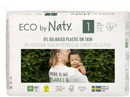 ECO by Naty Windeln Groesse 1