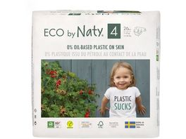 ECO by Naty Windeln Groesse 4