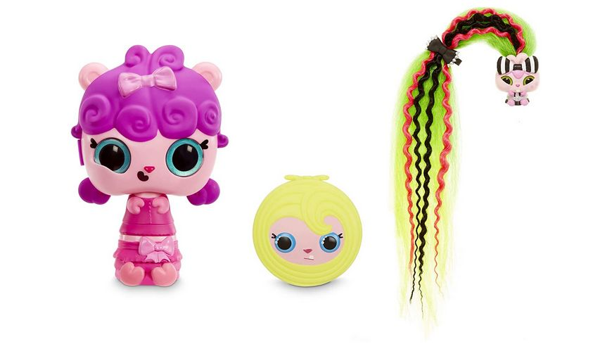 L O L SURPRISE Pop Pop Hair Surprise 1 Stueck sortiert