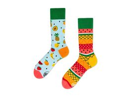MANY MORNINGS Unisex Socken Tutti Frutti Regular