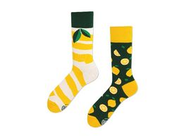 MANY MORNINGS Unisex Socken The Lemons Regular 1 Paar