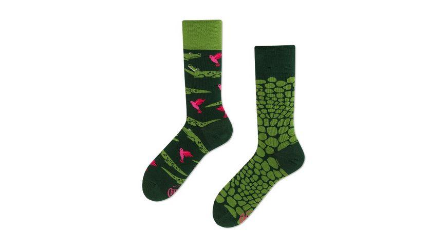 MANY MORNINGS Unisex Socken Forfitter Regular