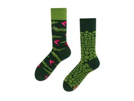 MANY MORNINGS Unisex Socken Forfitter Regular