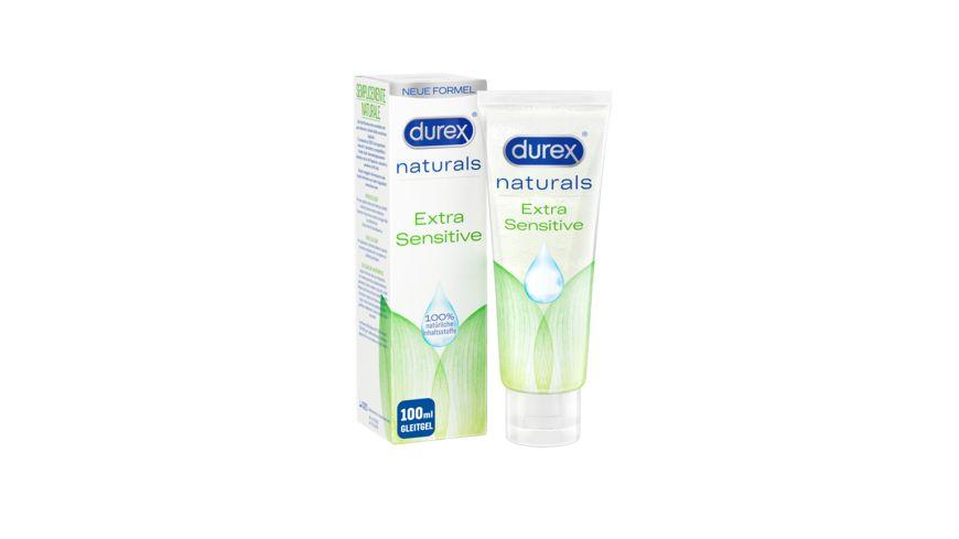 Durex Naturals Extra Sensitive Gleitgel